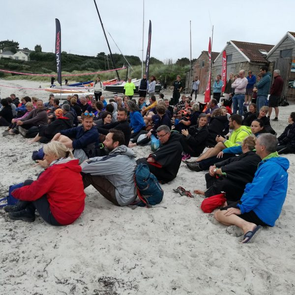scilly swim challenge- Beth French